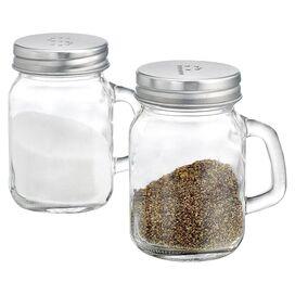 Mason Salt & Pepper Shakers