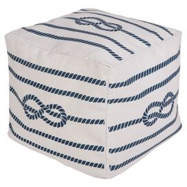 Calliope Indoor/Outdoor Pouf