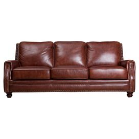 Beverly Leather Sofa