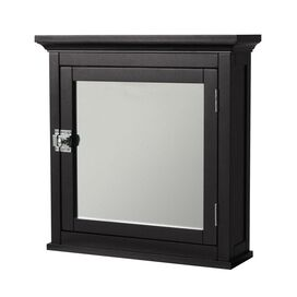 Madison Mirrored Medicine Cabinet in Espresso