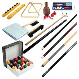 Pool Table Accessories Set