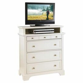 "Naples 4-Drawer 36"" Media Chest"