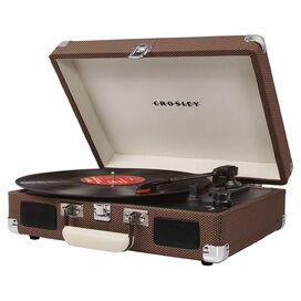 Crosley Portable Turntable in Tweed