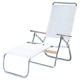 Telaweave Chaise in White