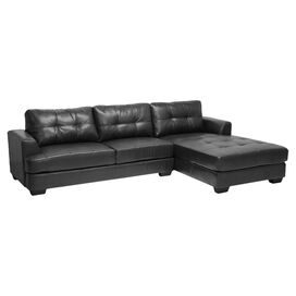 Dobson Tufted Sectional Sofa