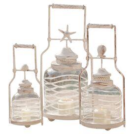 3-Piece Celeste Candleholder Set