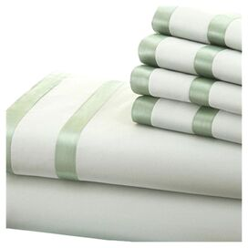 Sheet Set in Soft Jade