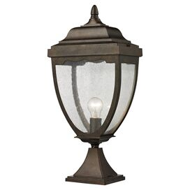 Beatrix Indoor/Outdoor Post Lantern