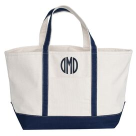 Personalized Marblehead Tote