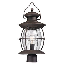 Miranda Indoor/Outdoor Post Lantern