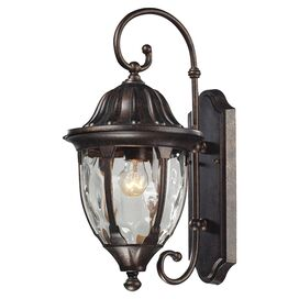 Marcus Indoor/Outdoor Wall Lantern