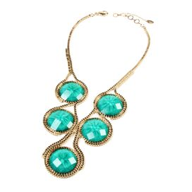 Riverside Necklace in Turquoise
