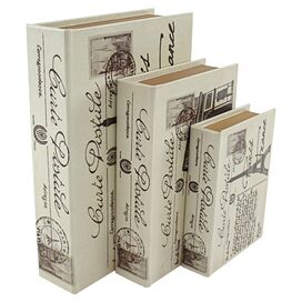 3-Piece Lenora Book Box Set