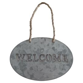 Garden Welcome Wall Decor