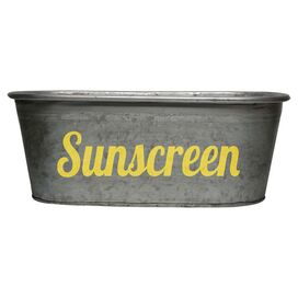 Sunscreen Bucket