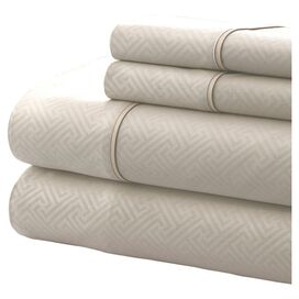 Sheet Set in Ivory