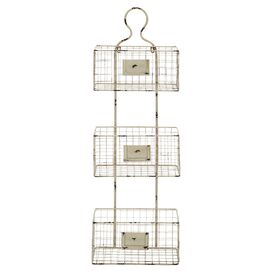 Tanya Wall Rack (Set of 3)