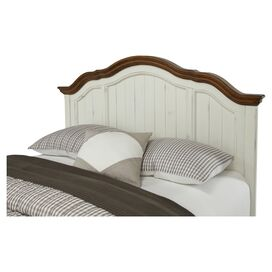 French Countryside Headboard in White