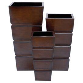 3-Piece Jackson Planter Set