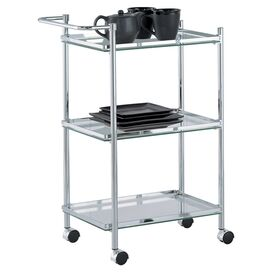 Candace Serving Cart