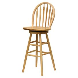 Angie Bar Stool in Natural