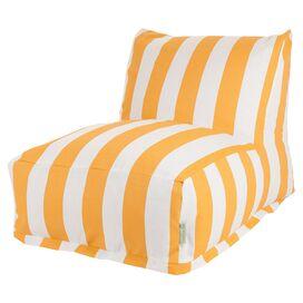 Bianca Indoor/Outdoor Beanbag Chair in Yellow