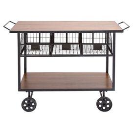 Morales Kitchen Cart