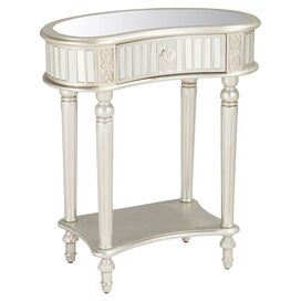 Georgina Mirrored Console Table