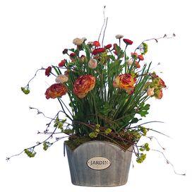 Faux Ranunculus