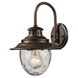 Amberly Wall Sconce in Regal Bronze