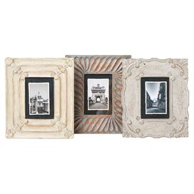3-Piece Alice Picture Frame Set
