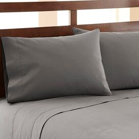 1200 Thread Count Sheet Set in Platinum