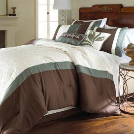 Ariel Comforter Set