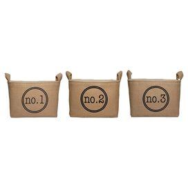 Petit Storage Bin (Set of 3)