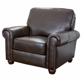 Bliss Leather Arm Chair