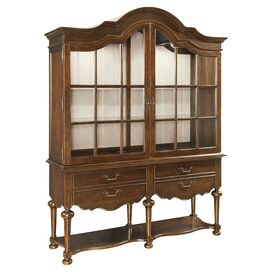Cordoba Display Cabinet & Hutch