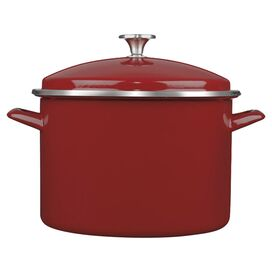 Cuisinart Stockpot in Red