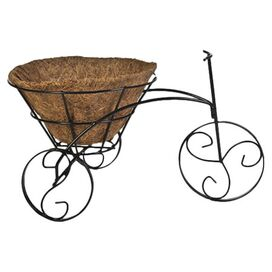 Tricycle Wheelbarrow Planter
