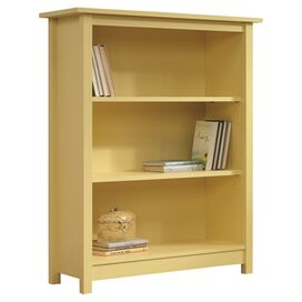 Meridien Bookcase in Mellow Yellow
