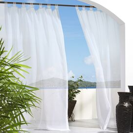 Escape Indoor/Outdoor Curtain Panel
