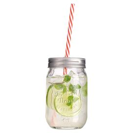 Clifton Drinking Jar (Set of 6)