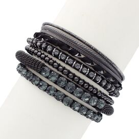 8-Piece Ogden Bracelet Set by Olivia Welles