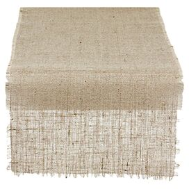 Birmingham Burlap Table Runner