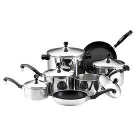 Farberware 12-Piece Classic Cookware Set