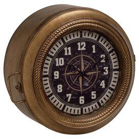 Pacific Porthole Wall Clock