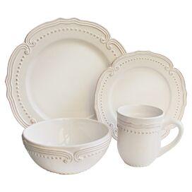 16-Piece Victoria Dinnerware Set