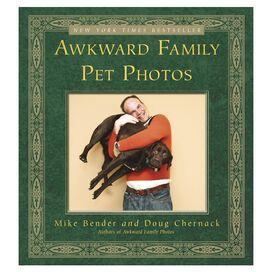 Awkward Family Pet Photos, Mike Bender