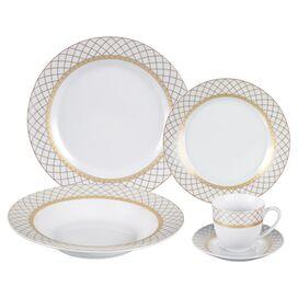 20-Piece Stella Porcelain Dinnerware Set