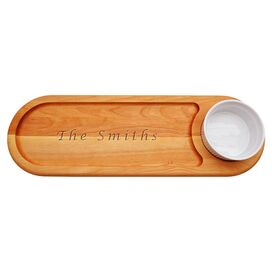 2-Piece Personalized Lucida Serving Board Set
