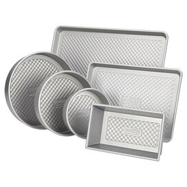 Cake Boss 6-Piece Pro Quilted Bakeware Set